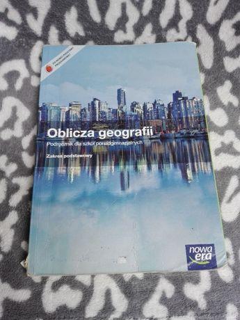 Oblicza geografii - podręcznik dla szkół ponadgimnazj. Nowa Era