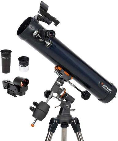 Teleskop Celestron Astromaster 76EQ newton