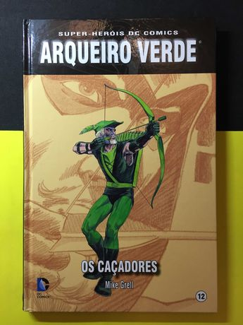 Super-Heróis DC Comics. Arquiero Verde, Os Caçadores (Portes Grátis)