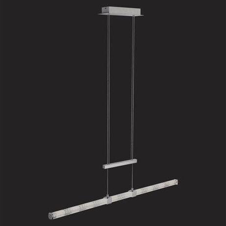 Lampa wisząca KANIKA LED szkło 11561 nowoczesna kuchnia jadalnia stół