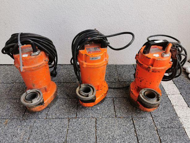 Pompa żeliwna szlamowa do wody brudnej czystej do wykopów AFEC Pump