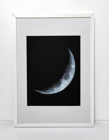 Rysunek - księżyc