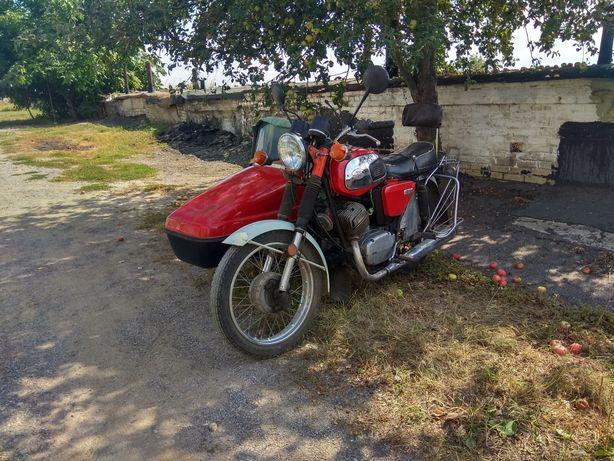 Продам мотоцикл Ява 634