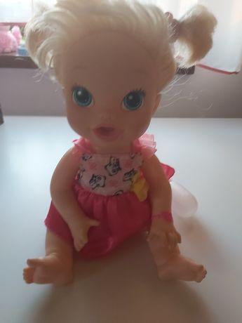 Lalka która mówi Mowiaca lalka bobas