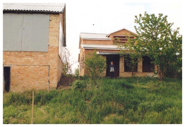 Дом на высоком берегу Сулы