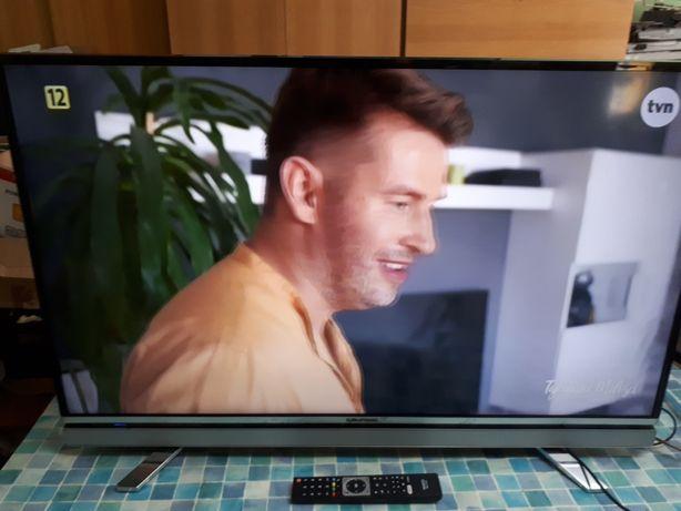 Telewizor  grundig Led 43' smart