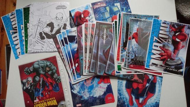 Karteczki kolekcjonerskie Spider-man