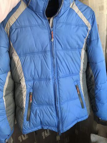Горнолыжная, зимняя куртка