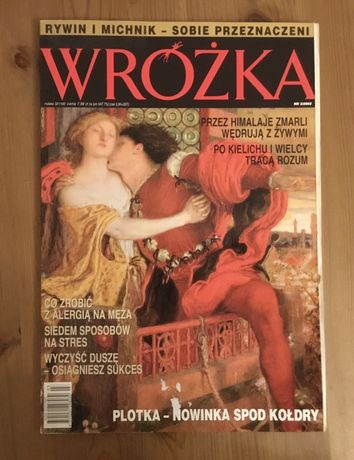 Wróżka 3/2003 - magazyn