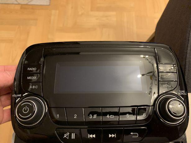 Fiat 500 radio dedykowane model VP1 + bluetooth
