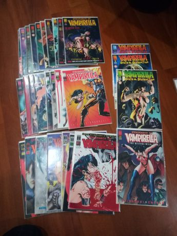 Vengeance of Vampirella 0-25