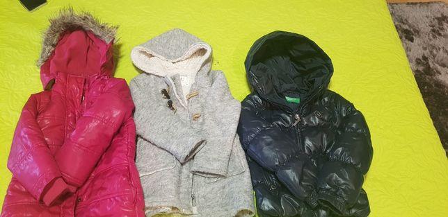 Casacos de Inverno Menina