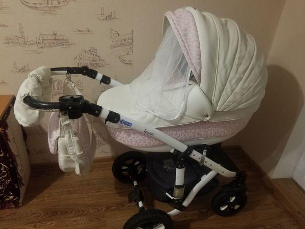 коляска детская 2 в 1