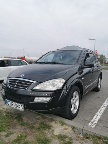SsangYong Kyron 2007 2.0 Diesel Automat
