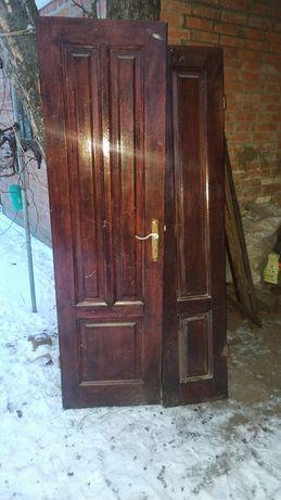 Двери деревянные,входные