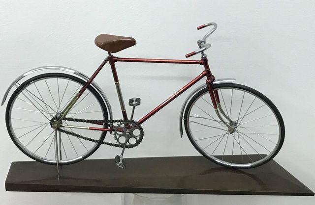 Модель велосипеда ХВЗ,Сувенирный велосипед Украина