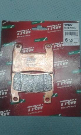 Klocki TRW przód Honda CBR 929 954