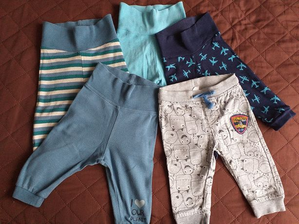Spodnie rozmiar 62 / 68 LUPILU