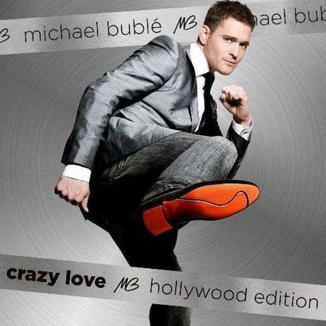 MICHAEL BUBLE Crazy Love Holywood Edition [2 CD] Nowa.Folia.