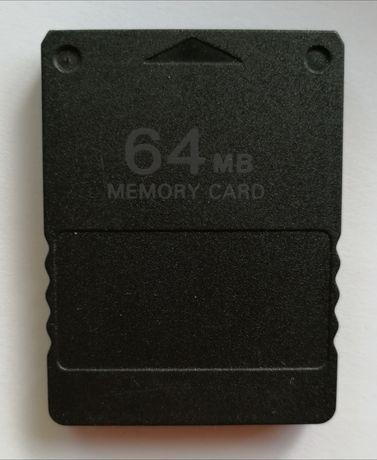 Karta Pamięci 64MB PS2