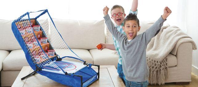NOVO Jogo Basquete Marcador Eletrónico Digital basket bola casa indoor