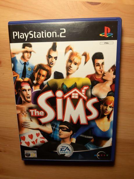 Jogo Sims PlayStation2