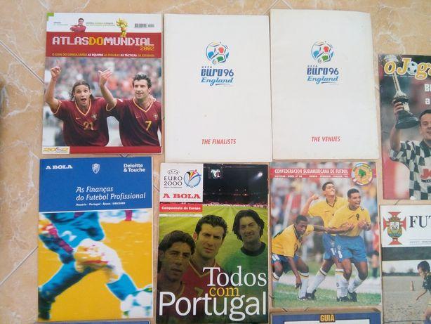Revistas de Futebol Diversas