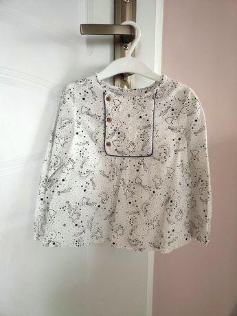 Koszule Zara 104 super stan