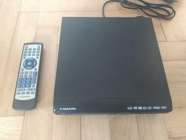 Odtwarzacz DVD Manta Emperor Basic 4 z USB, stan idealny