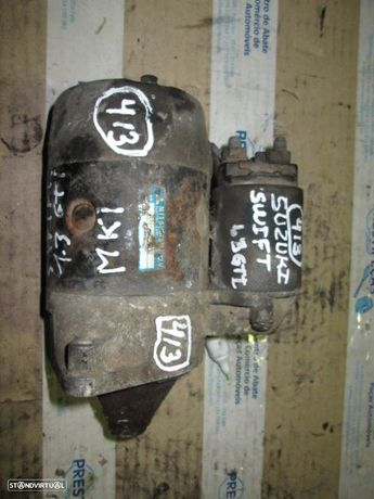 Motor de arranque 3110082631 SUZUKI / SWIFT / 1989 / 1,3GTI /