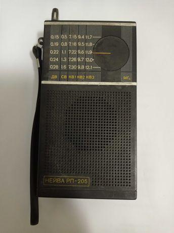 Rosyjskie radio Nejva rp 205