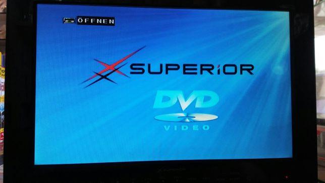 Do domu,na działkę do campera ,monitor lcd,tv,dvd,dvbt,12v+220v