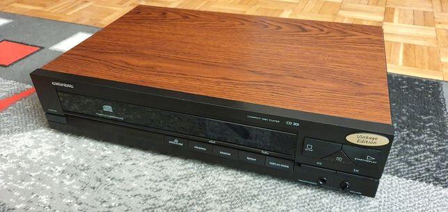 Grundig CD 301 Vintage Edition - piękny i wybitny odtwarzacz CD