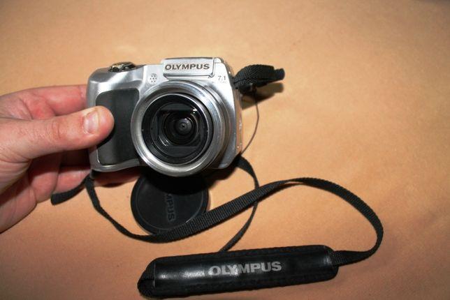 Срочно Продам фотоаппарат Olympus SP-510UZ + карта памяти 1 гигабайт