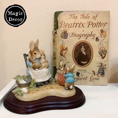 Беатрис Поттер Peatrix Potter биография Кролик Питер Peter Rabbit