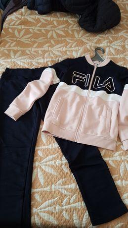 Спортивный костюм FILA на девочку
