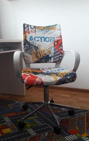Детское кресло Ibis Freestyle геймерское Halmar Компьютерное Польша
