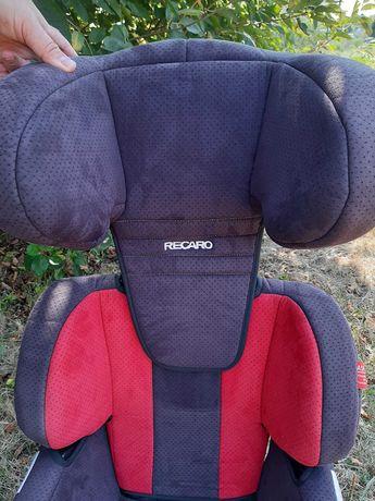 Продам детское автомобильное кресло автокресло Recaro Milano 15-36 кг