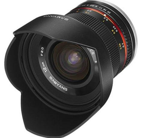 Samyang 12mm Fujifilm