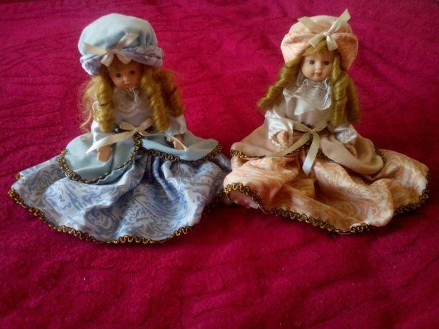 Фарфоровые куклы большие
