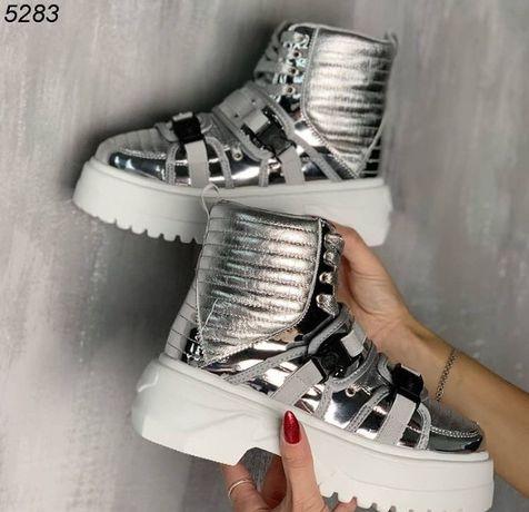 Ботиночки, новые, не магазин