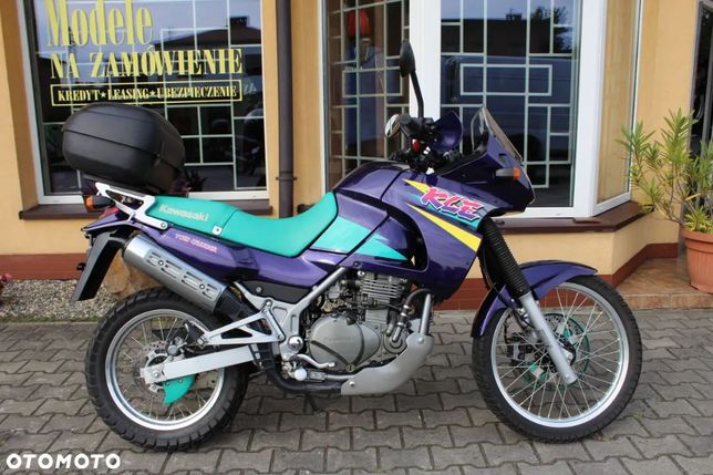 Kawasaki KLE 500 Oryginał! Niewielki przebieg! Stan kolekcjonerski!