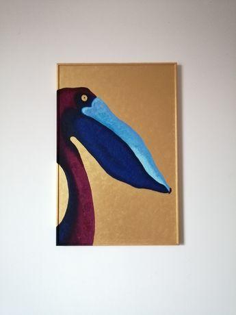Интерьерная картина Пеликан