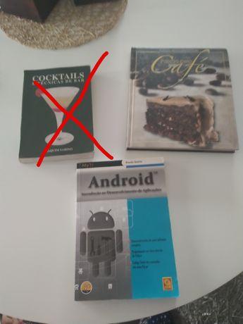Livros c/Novos  Paixão pelo Café, Android