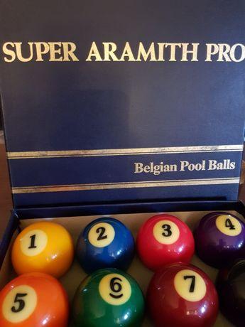 Kule bilardowe bile bilard gra turniejowa aramith okazja