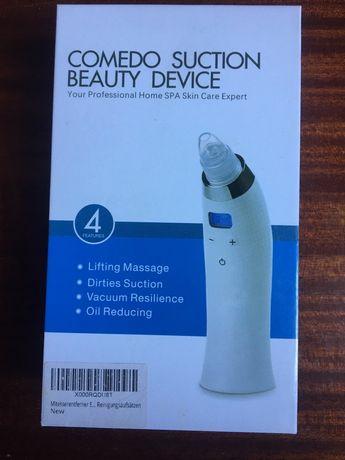 Вакуумний пристрій для чистки обличчя від прищів та вугрів