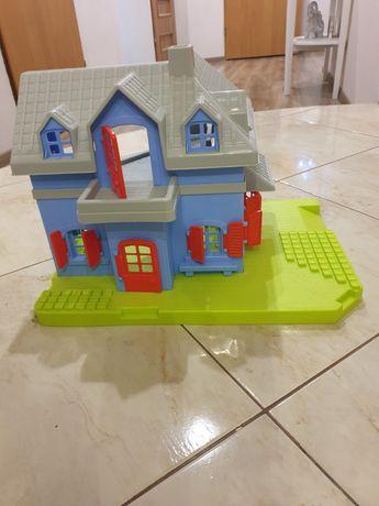 Domek zabawkowy dla dzieci