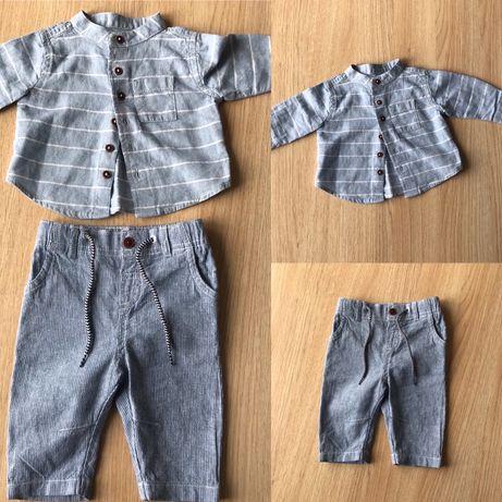 Сорочка та штани lupilu для немовляти