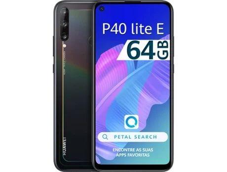 Smartphone HUAWEI P40 Lite E (6.39'' - 4 GB - 64 GB - Preto)