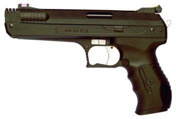 Pistolet wiatrówka HW 40 PCA PCA < 17J, kal.4,5mm